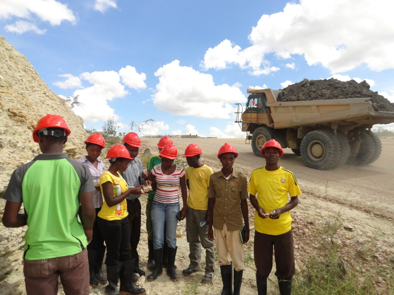 Diploma in Mining Engineering (equivalent to NTAL 6 (3 years)