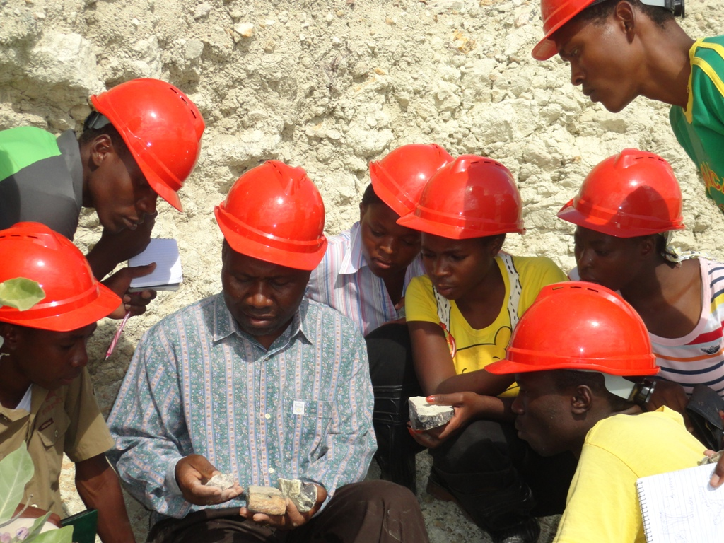 Field Work on Fossils Check By Dr Kafumu28